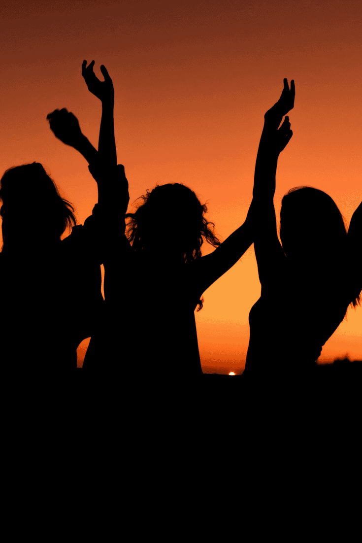 Lesbian Festivals in Europe -- Only Once Today