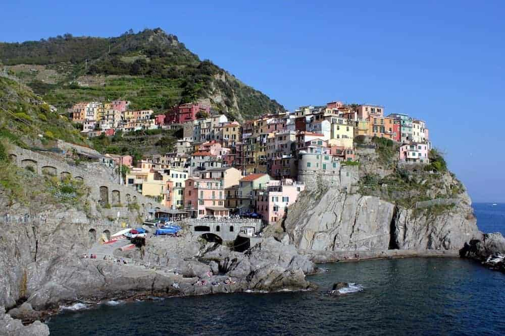 Cinque Terre - 8 Most Scenic Train Rides in Europe