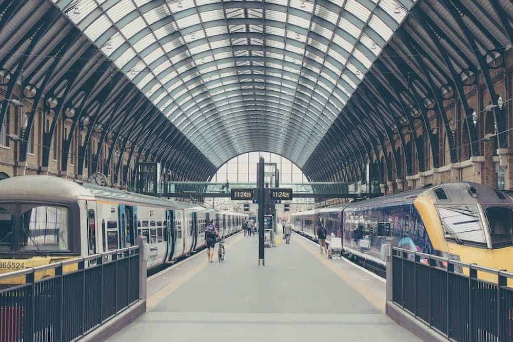 Interesting train trips Europe - Did you know about these? - Photo Courtesy: Unsplash Michal Parzuchowski