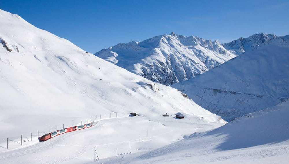 Glacier Express - 8 Most Scenic Train Rides in Europe