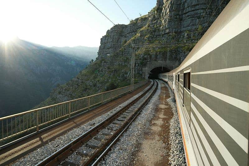 Montenegro Express - 8 Most Scenic Train Rides in Europe