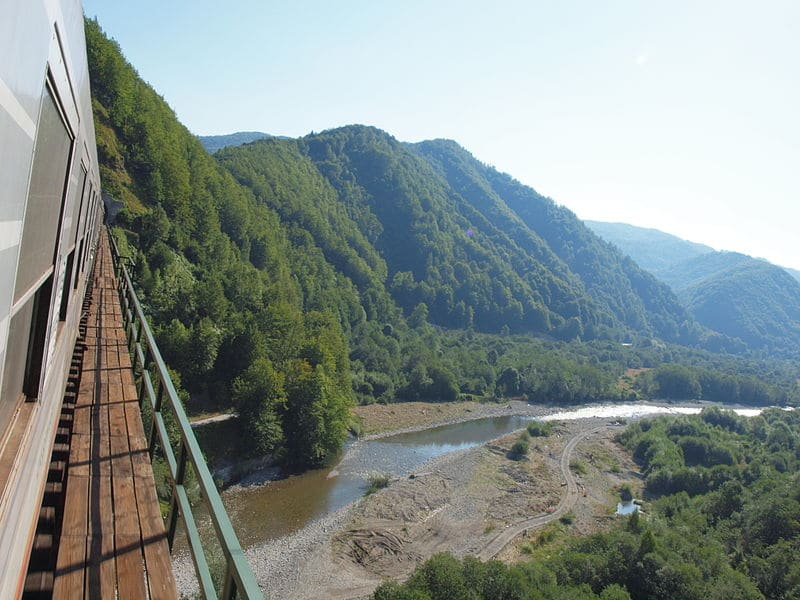 Montenegro Express - 8 Most Scenic Train Rides in Europe - Great Rail Journeys