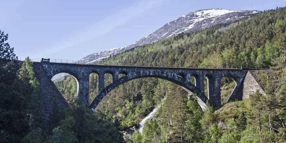 Rauma Railway Kylling Bridge