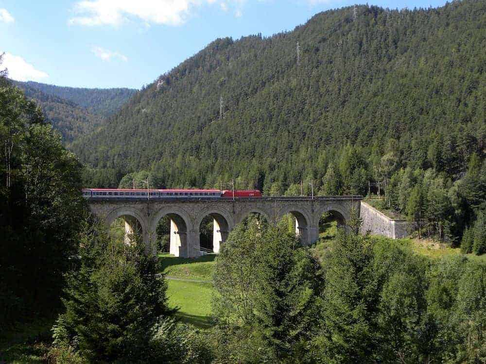 Semmering - 8 Most Scenic Train Rides in Europe