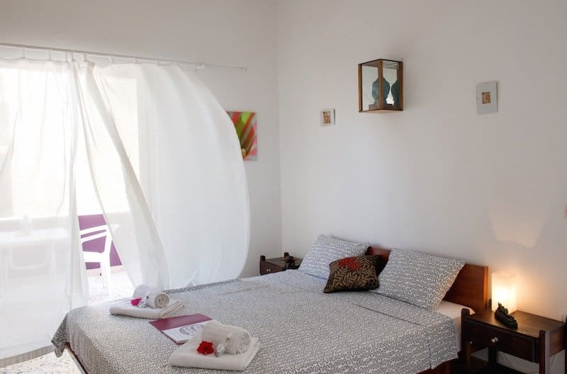Aumkara - Greece - Lesbian owned accommodation in Europe