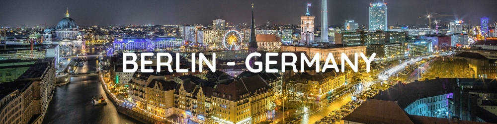 BERLIN - Central and Eastern Europe Interrail Route - 2 Weeks in Europe