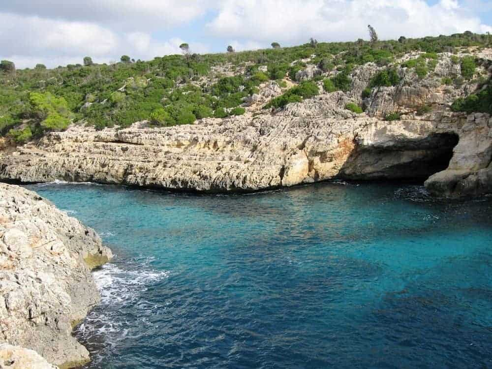 Cala Varques Mallorca - 10 secluded beaches in Europe