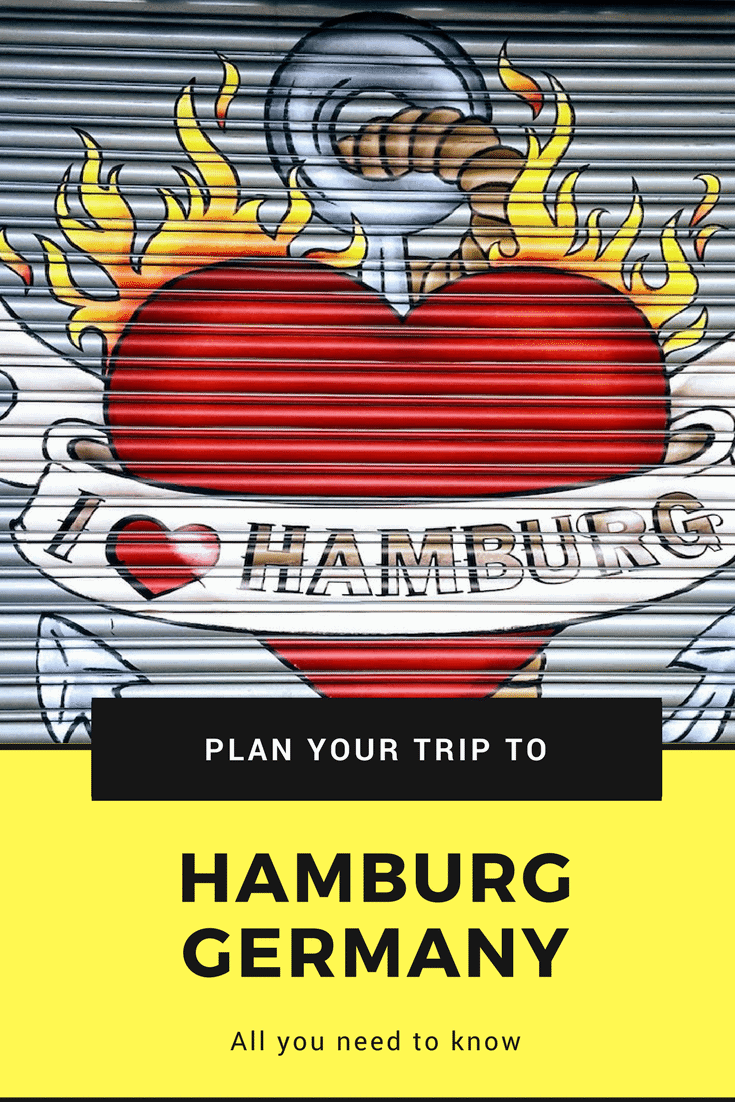 Plan a trip to Hamburg - Germany - Citytrip Europe - Only Once Today
