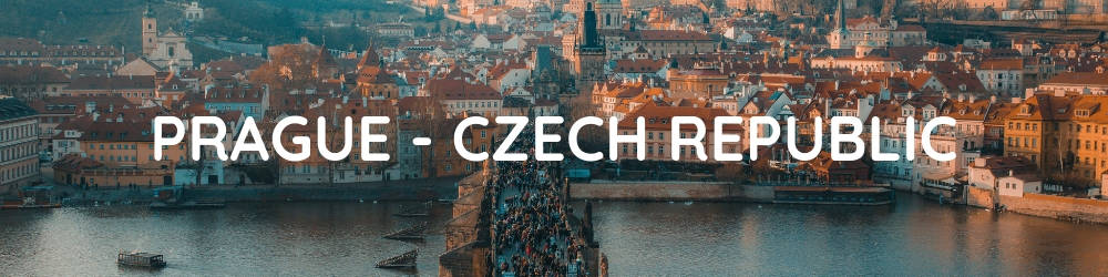 PRAGUE - Central and Eastern Europe Interrail Route - 2 Weeks in Europe