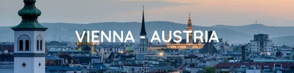 VIENNA - Central and Eastern Europe Interrail Route - 2 Weeks in Europe