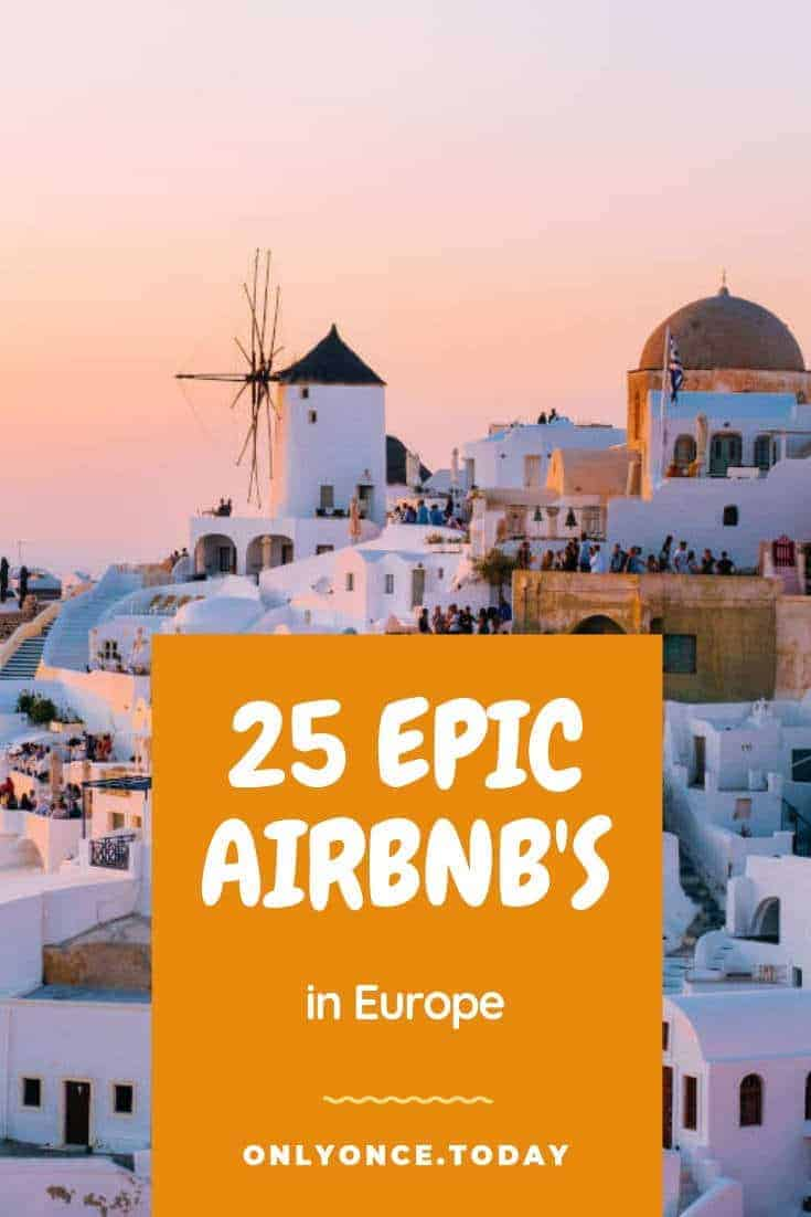 Airbnb Europe