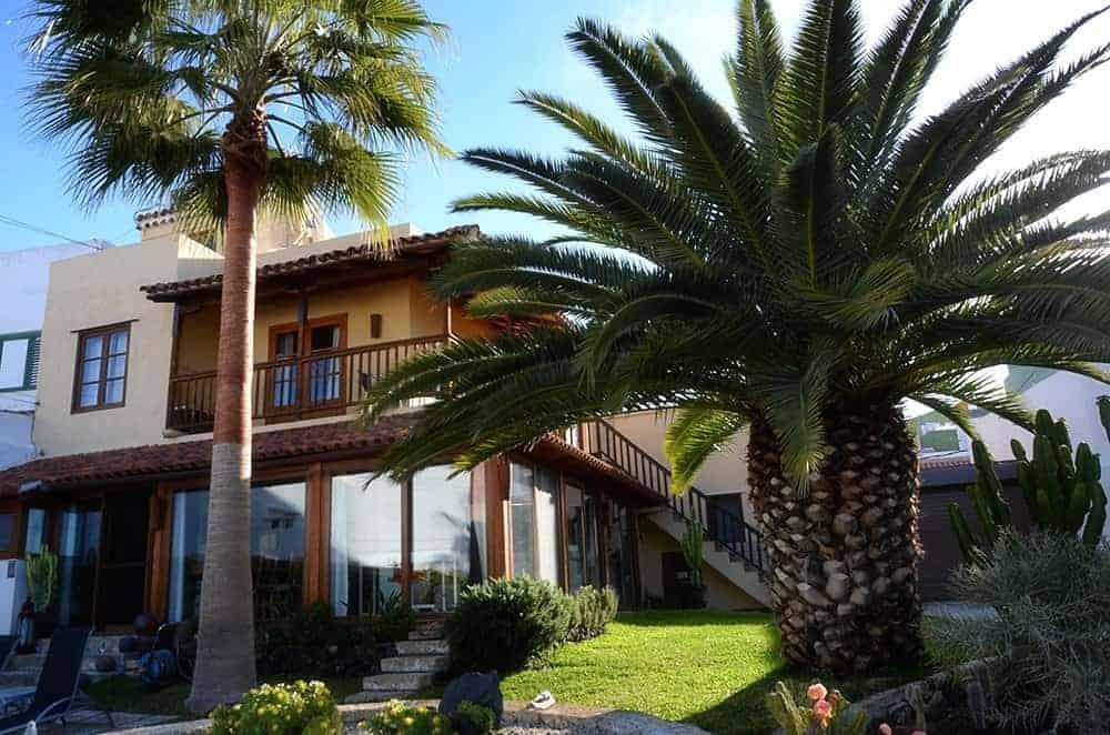 Casa Felix - Tenerife - Lesbian owned accommodation in Europe