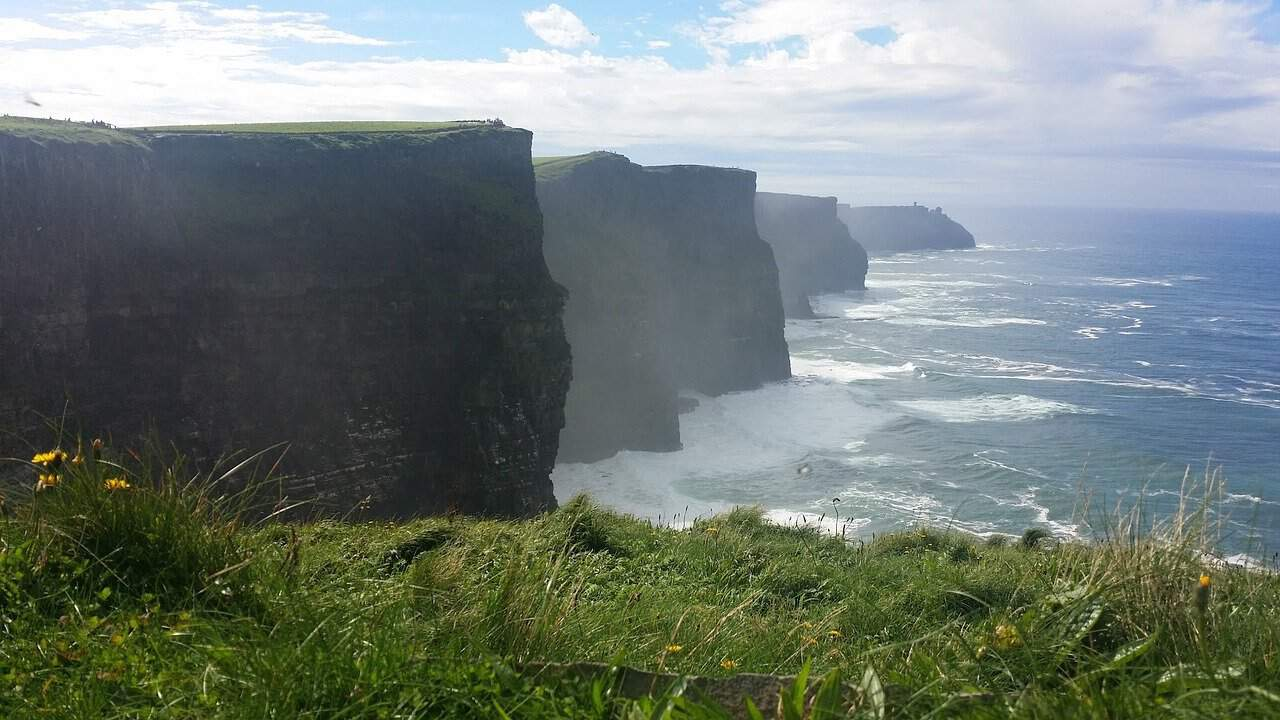 Cliffs of Moher - Ireland - Best Nature in Europe