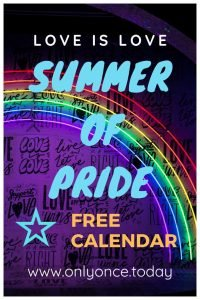 LGBT Pride Calendar for Europe 2019 - Spend a Summer of Pride in Europe