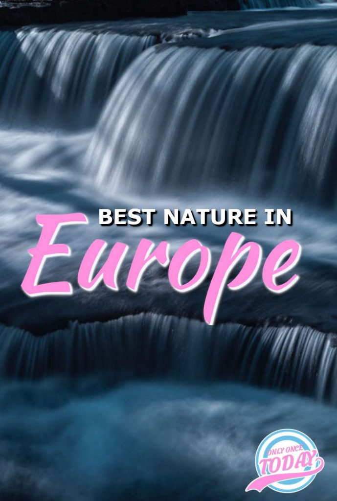 Best Nature in Europe