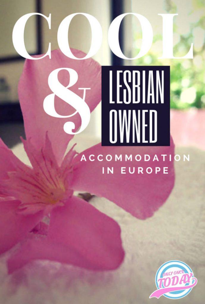 Romantic lesbian getaways in Europe