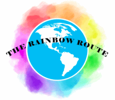 The Rainbow Route - Blog Mention - Only Once Today