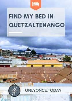 bed Quetzaltenango
