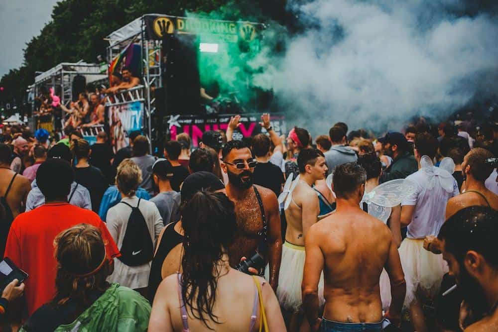 Summer of Pride - Gay Pride Events in Europe - Gay Pride 2018 - Only Once Today