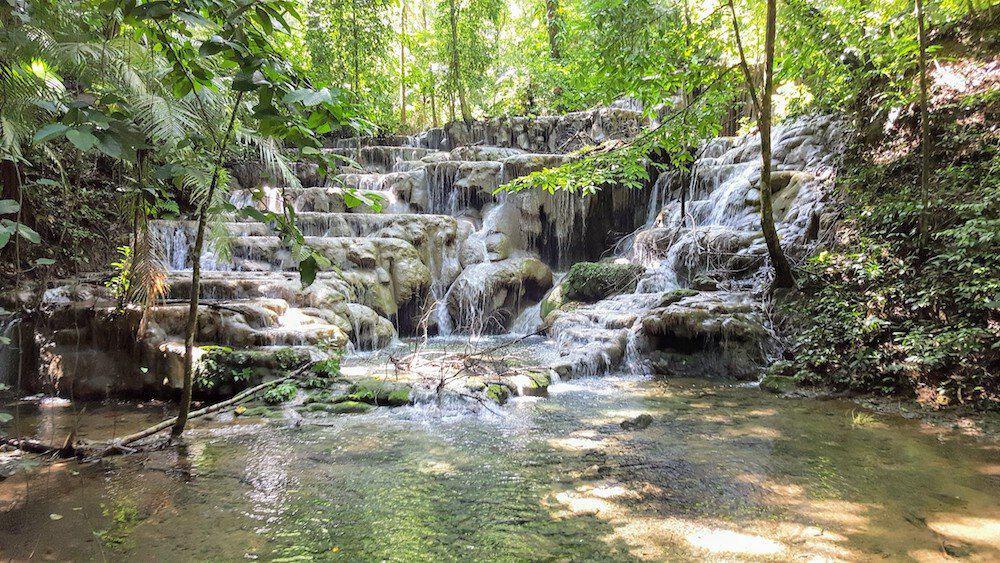 Palenque - Tourist Trap - An unexpected roadblock