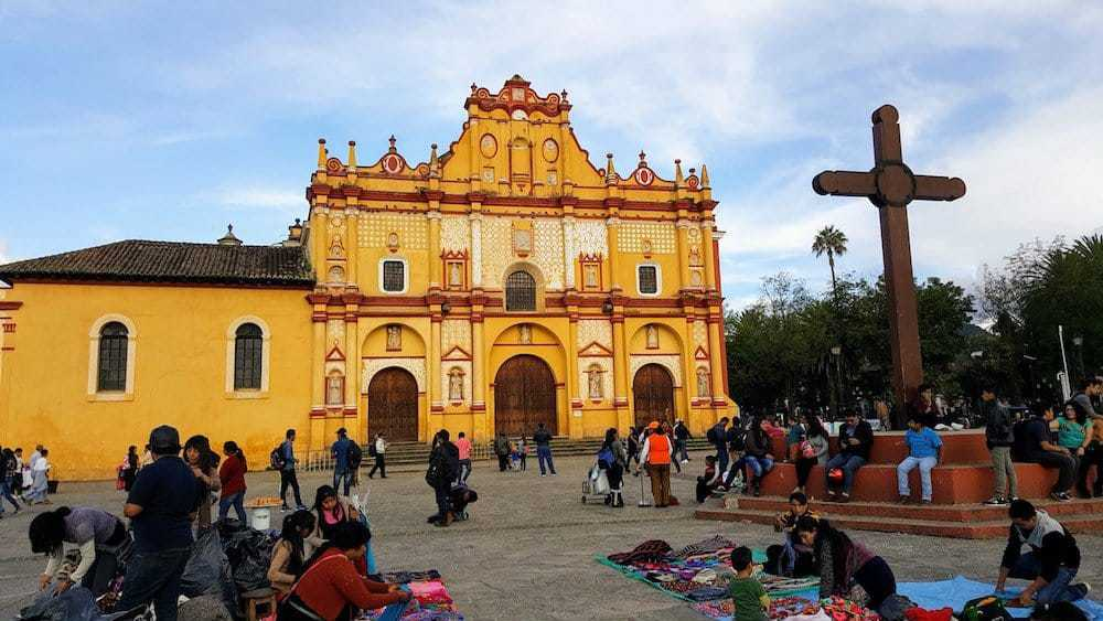San Cristobal Las Casas Mexico - Only Once Today