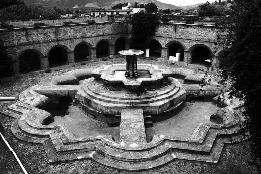 The fountain at La Merced - Antigua - Top things to do in Antigua Guatemala