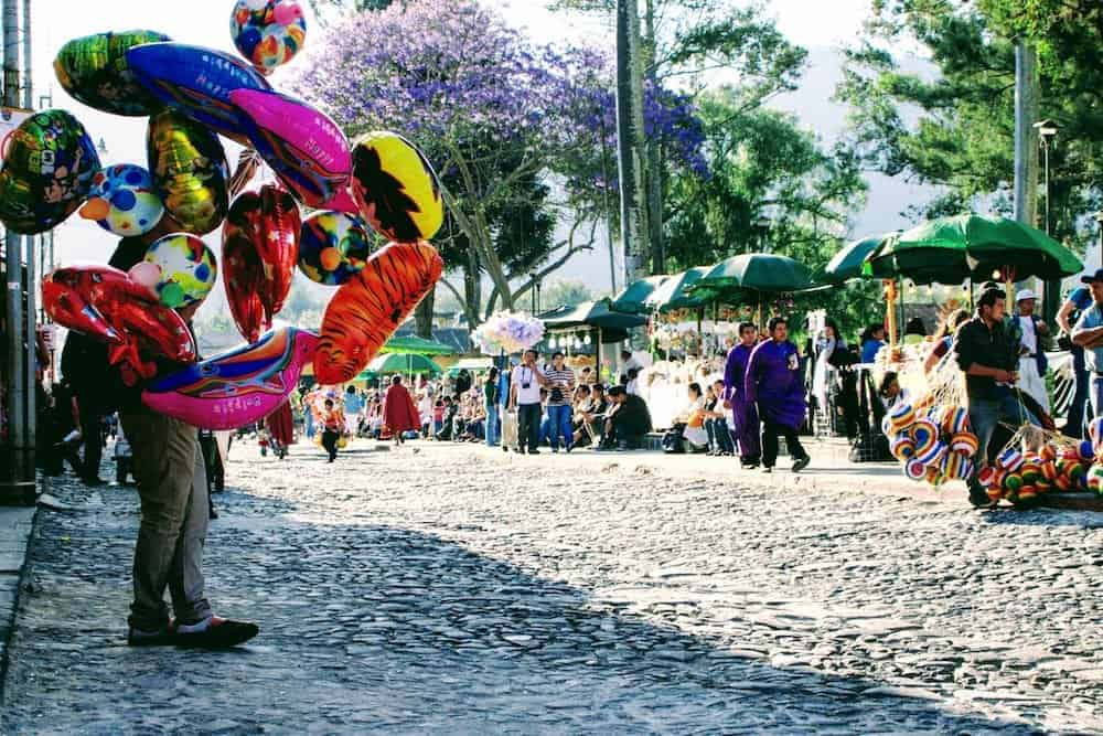 Semana Santa Antigua - Photo by Only Once Today
