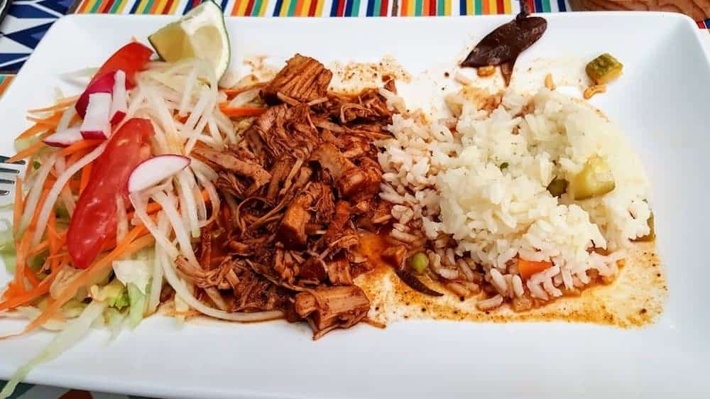 Cochinita Pibil - Backpacking Mexico - Mexico Itinerary - Only Once Today