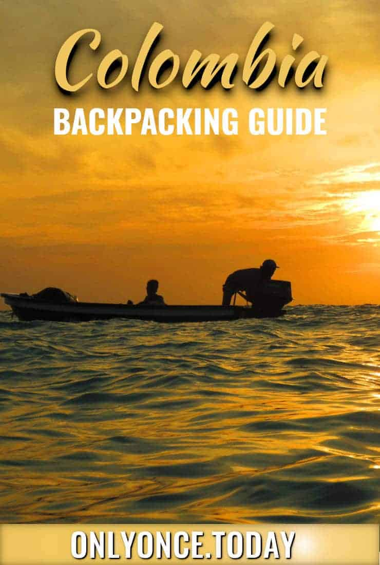 Colombia Backpacking Guide
