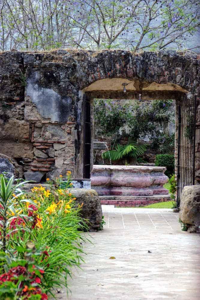 Convento San Jeronimo Antigua Guatemala