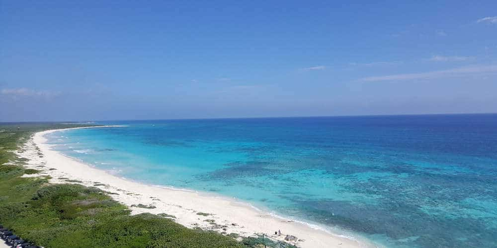 Cozumel Punta Sur - view from the lighthouse