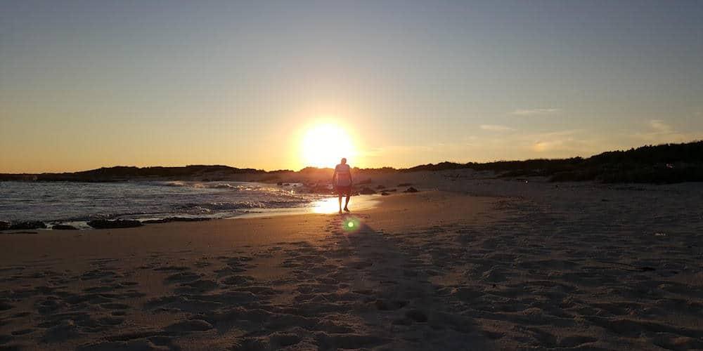 Cozumel beach