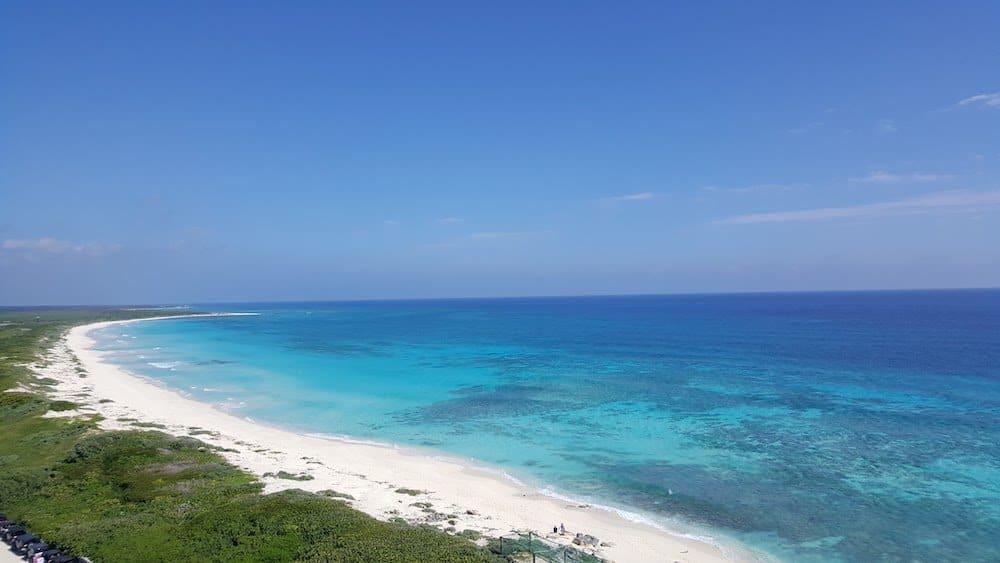 Punta Sur - Vakantie Cozumel
