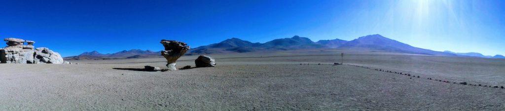 La Piedra Arbol - Uyuni Bolivia