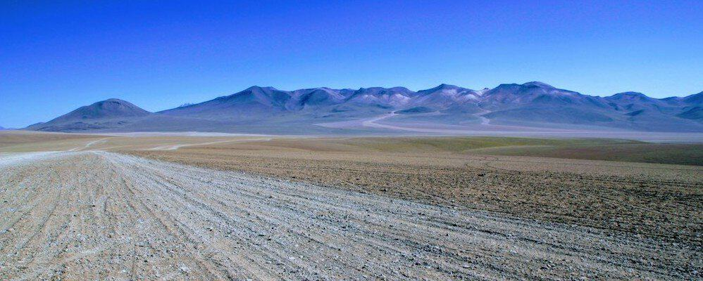 Out-of-this-world desert views - Uyuni to San Pedro de Atacama tour