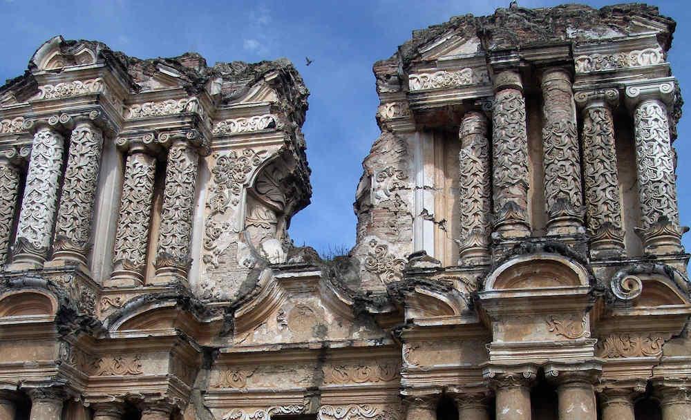 El Carmen Church Antigua Guatemala