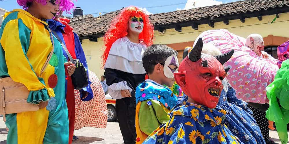 Festivals in Mexico