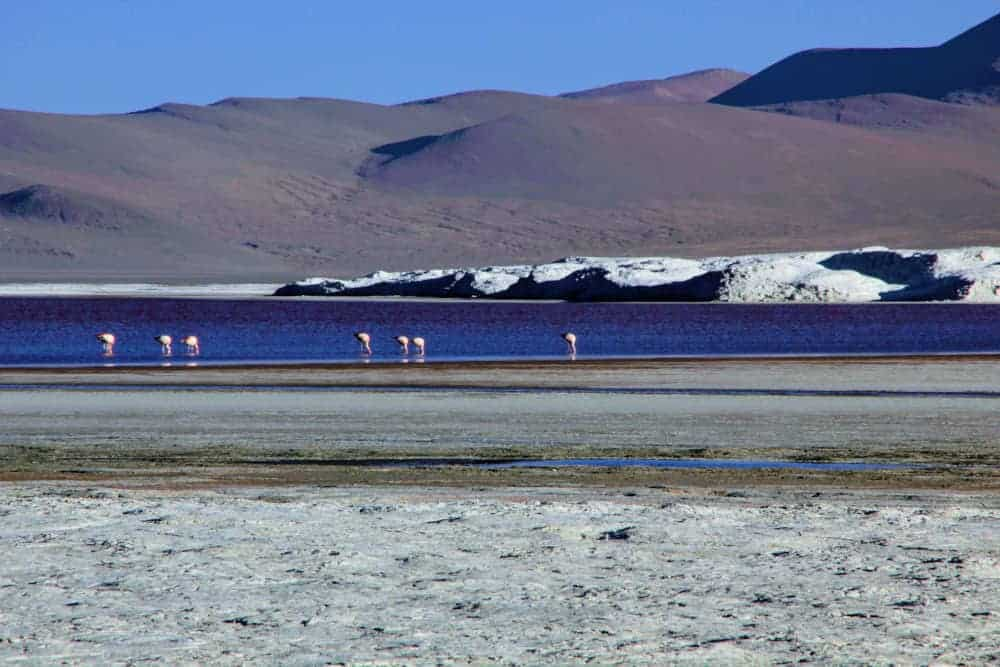 La Paz - Oruro train