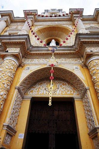 La Merced Antigua