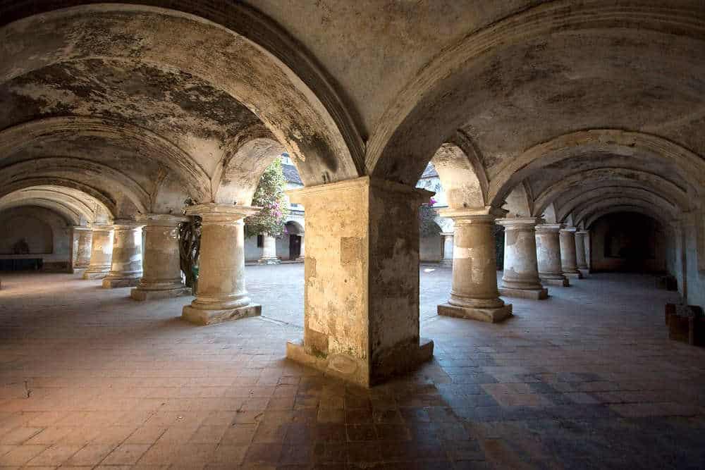 Las Capuchinas Convento Antigua