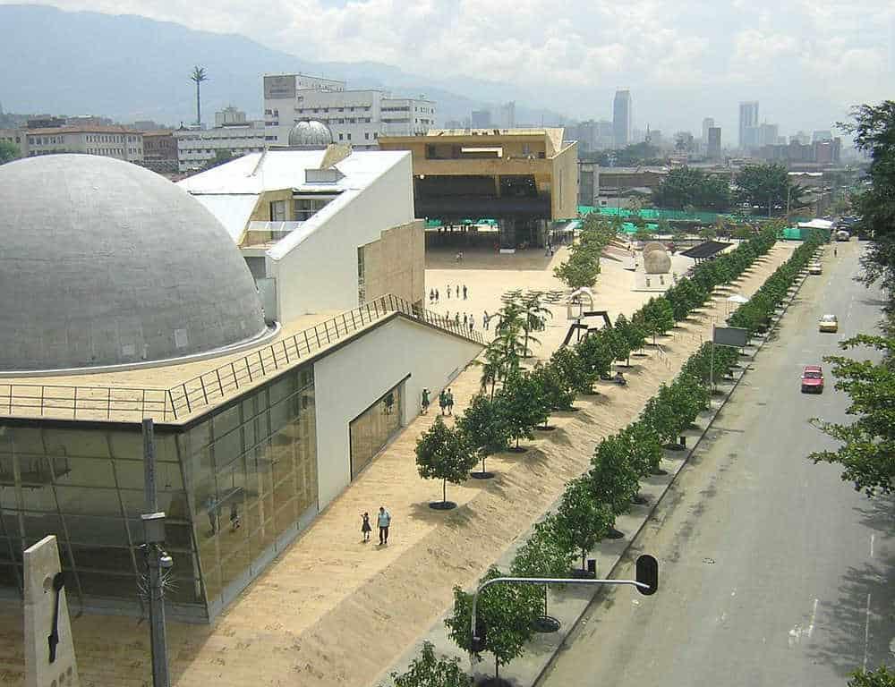 Parque De Los Deseos Medellin