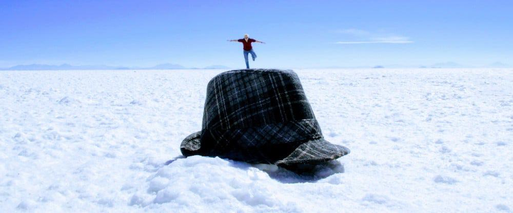 The Mad Hatter - Touring Uyuni Salt Flats Bolivia