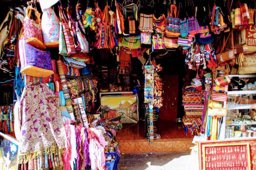 Souvenirs and Handicrafts Antigua Guatemala