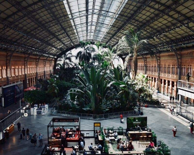 Spain by rail in 12 days