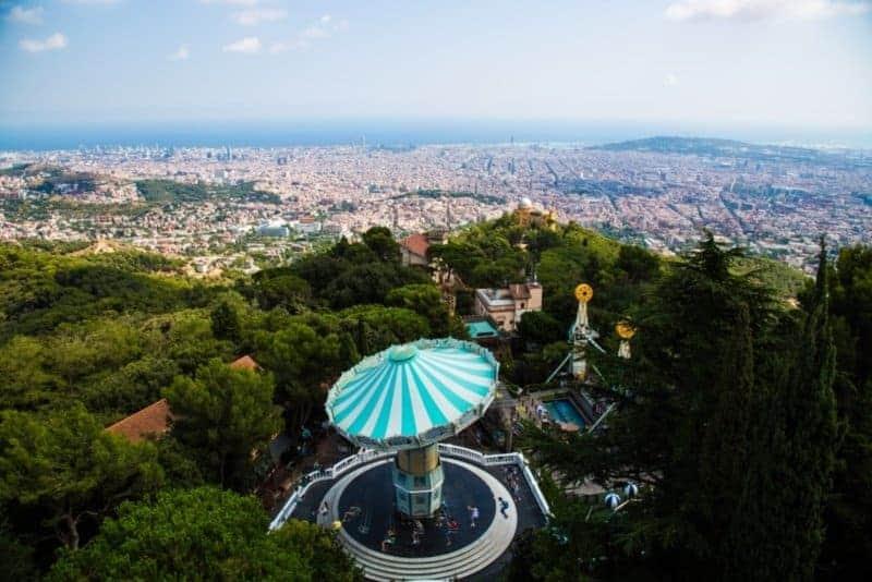 Barcelona - Spain by rail in 12 days