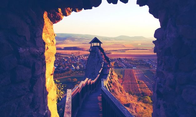 Boldogko Castle Hungary – Impressive Stronghold with a Whimsical View
