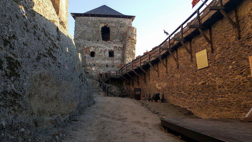 Boldogkőváralja - Boldogkő Castle Hungary