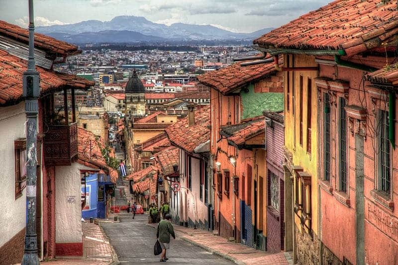 La Candelaria - Bogota - Colombia Itinerary - Only Once Today
