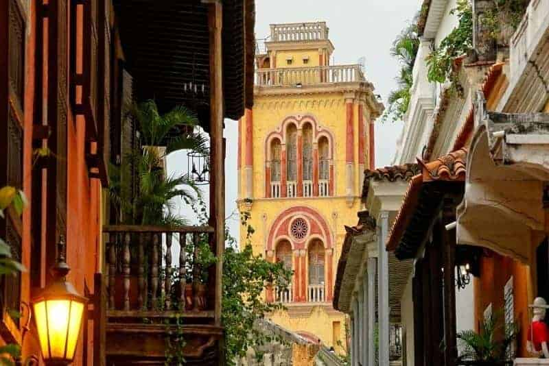 Colombia itinerary - Cartagena - Only Once Today