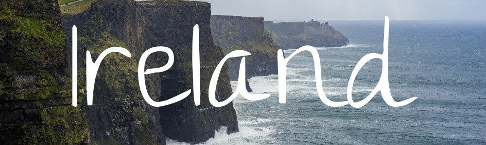 Ireland - Europe - Travel to Ireland - Only Once Today
